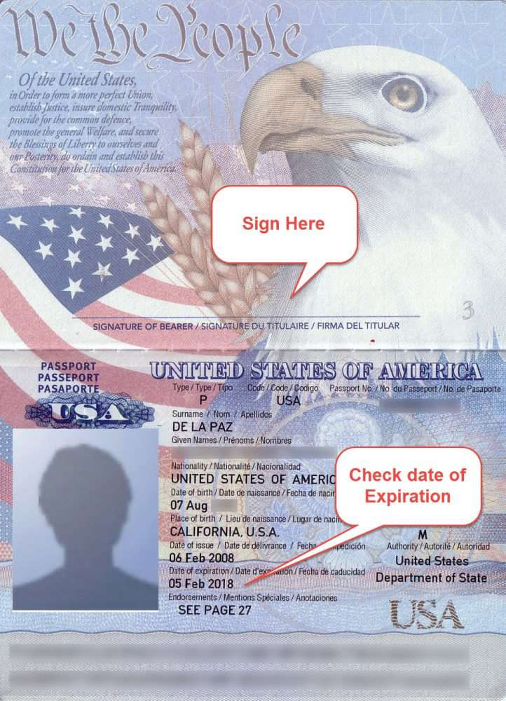 If You Are Not A Us Citizen, You May Need A Visa To Travel We